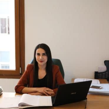 Avukat Esra Güngör